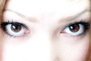 瞳の黄金比